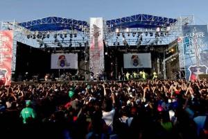 Mega.cl hará transmisión inédita en Chile de la