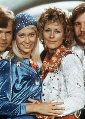 ABBA: Este vídeo demuestra la mala relación entre las integrantes del grupo