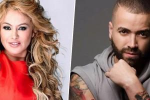 ¡Atentos fanáticos! Paulina Rubio y Nacho cantarán a dueto