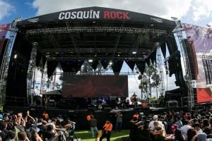 Llega por primera vez a Chile el Festival Cosquín Rock