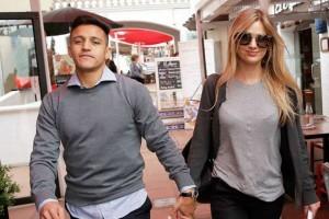 ¡Que viva el amor! Mayte y Alexis disfrutan en Inglaterra