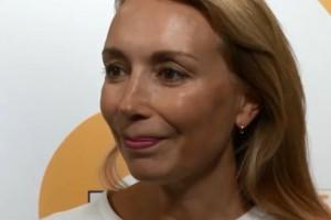 Karen Doggenweiler debutó en Vente Pa' Aca' de radio Candela