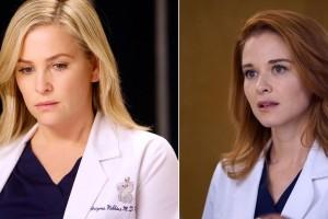 Grey's Anatomy despide a las doctoras Arizona y April para la temporada 15