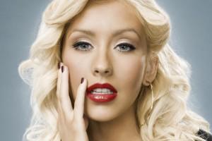 ¡Al natural! Así luce Christina Aguilera sin maquillaje