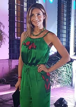 Revisa los looks que se tomaron la alfombra roja del Santiago Fashion Week