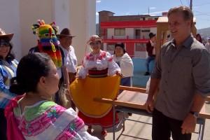 Amaro Gómez-Pablos conoció las maravillas y probó las delicias de Quito
