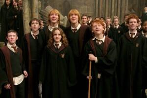 Emma Watson enloquece redes sociales con foto de reencuentro con sus amigos de Hogwarts
