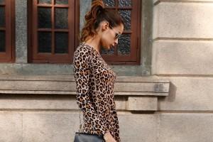 Dato chic: ¿Cómo llevar el estilo leopardo?