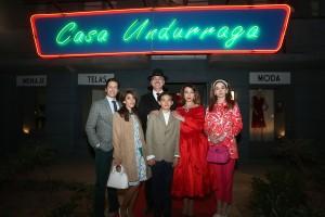 EXCLUSIVO: Mira las fotos de la inauguración de la Casa Undurraga