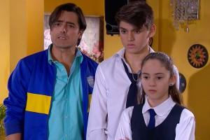 La familia Peña Molina está en crisis