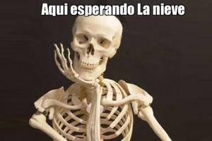Estos son los memes que dejó el sistema frontal en Santiago