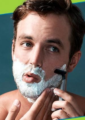 ¿Es mejor una máquina de afeitar que tenga más hojas?