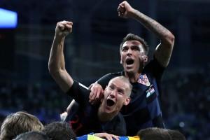 Andrónico Luksic feliz con triunfo de Croacia