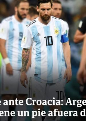 Así reaccionaron los medios argentinos a la derrota del equipo de Sampaoli