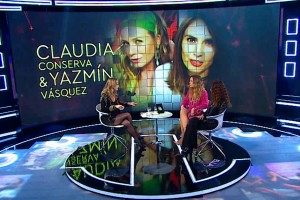 Más Vale Tarde: Claudia Conserva y Yazmín Vásquez: La apasionante huella de