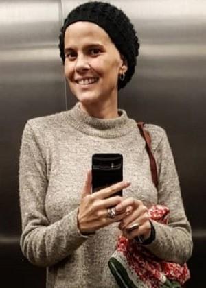 Javiera Suárez compartió su felicidad tras alentador resultado de exámenes