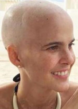 Javiera Suárez llegó a Nueva York para continuar con su tratamiento contra el cáncer