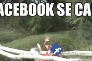 Usuarios reportan caída de Facebook: Los mejores memes tras la falla de la red social
