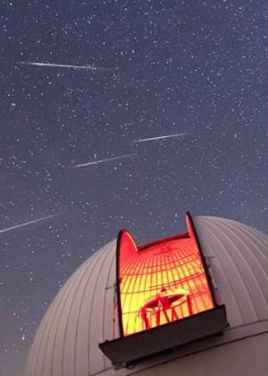 ¡El show será en el cielo! Agosto es el mes de la lluvia de meteoritos