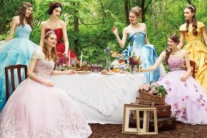 Ya puedes casarte como una de las princesas de Disney