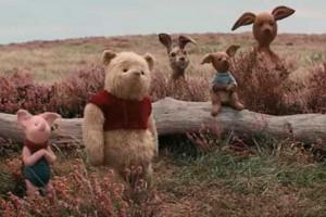 ¡No hay marcha atrás! En China prohibieron la última película de Winnie the Pooh