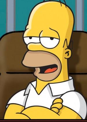 Artista dio su versión de Homero Simpson y Bob Esponja humanos