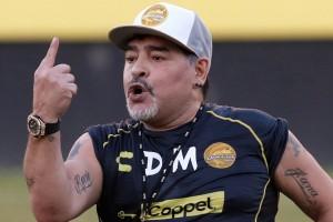 Diego Armando Maradona ya tiene su propio narcocorrido