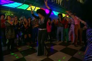 El público se rindió ante el baile de las Falco en