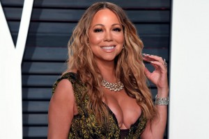 Mariah Carey impactó con foto junto a Will Smith de 1988