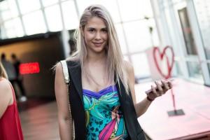 Laura Prieto deslumbra con evidente parecido a su hija