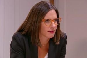 Mónica se enteró de los planes de Santiago