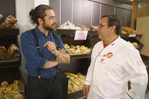 Max Cabezón encontró las panaderías que rescatan los tipos de pan poco tradicionales
