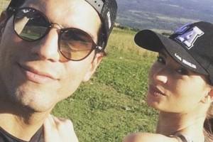 ¿Amor? Julia Fernandes le hizo escena de celos a Ignacio Lastra por supuesta infidelidad