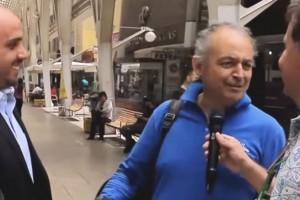 AL FILO: Ex chico reality se enfrentó a difíciles opiniones del público en el centro de la capital