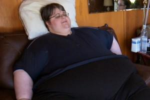 Joe logró vencer el mayor miedo de su infancia y bajó más de 100 kilos