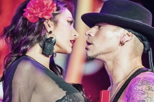 Raúl Peralta expresó su amor por Lisandra Silva en un post que dejó sin aliento a los fanáticos