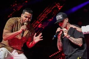 Wisin y Yandel vuelven a cantar con Romeo Santos en nueva canción