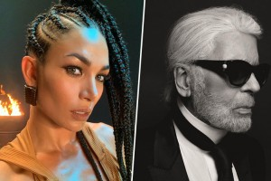 Aylén Milla y Lisandra Silva despiden a Karl Lagerfeld en redes sociales
