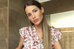 ¡Idénticas! Usuarios de Instagram elogiaron el parecido de Gala Caldirola y su hija