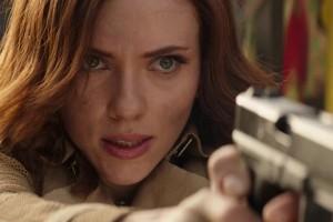 [FOTOS] El atrevido look con que Scarlett Johansson sorprendió en promoción de Avengers: Endgame