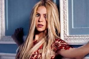 ¡Filtran foto de Shakira que es cruelmente criticada!