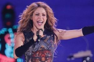 Shakira muestra la mejor forma de quemar calorías