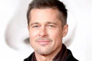 Vivienne es idéntica a su padre, Brad Pitt