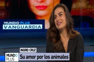 ¿Sabes cuántas mascotas tiene Ingrid Cruz?